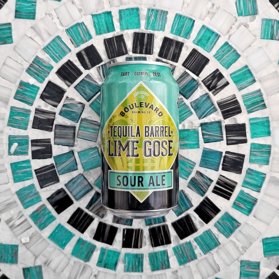 Boulevard Tequila Barrel Lime Gose Can