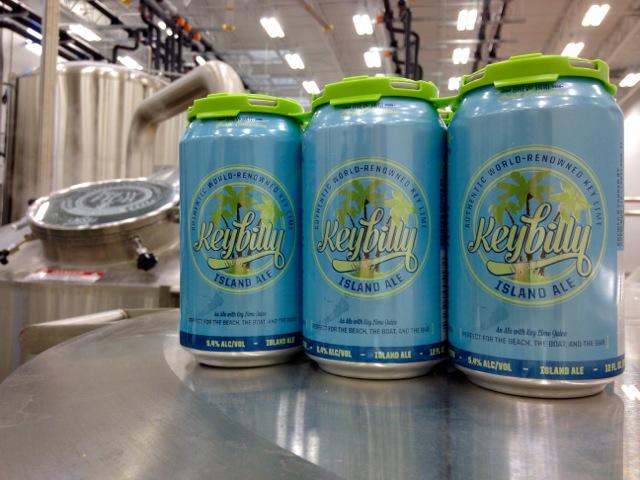 Brew Hub Key Billy Island Ale