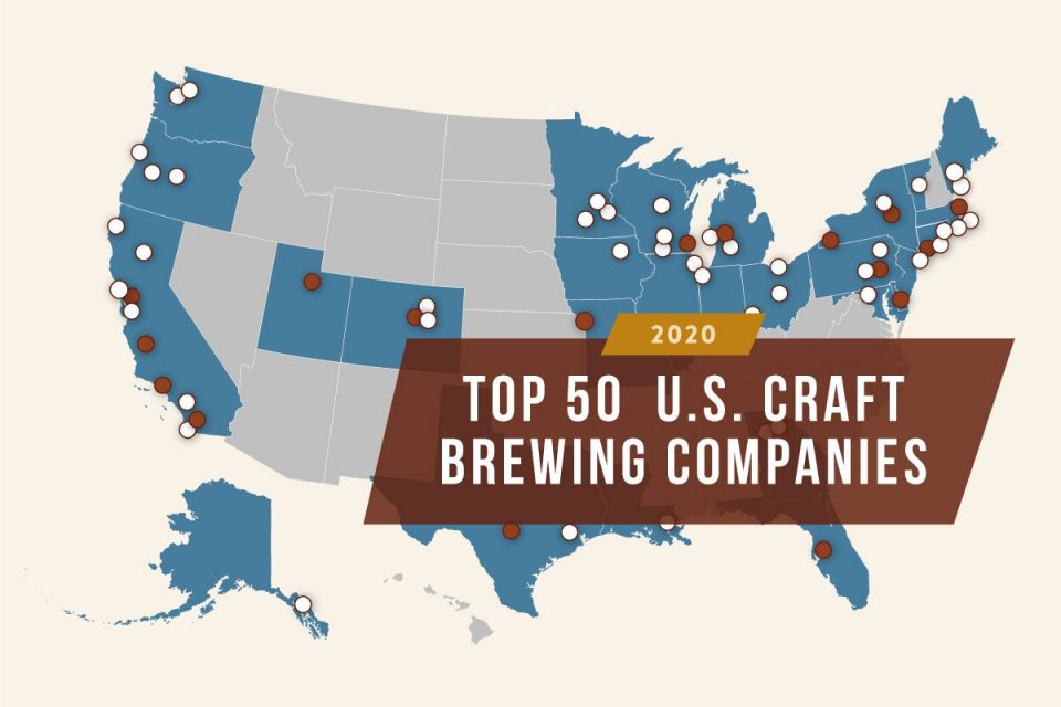 Brewers Association Top 2020