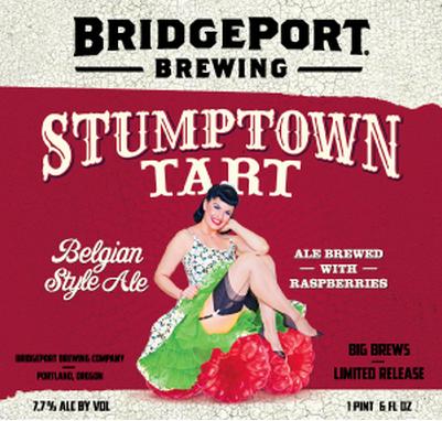 Bridgeport Stumptown Tart 2015
