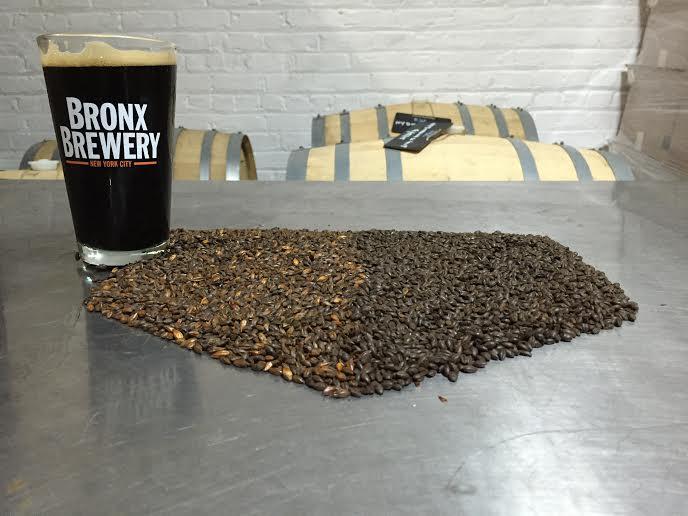 Bronx Brewery On the Black
