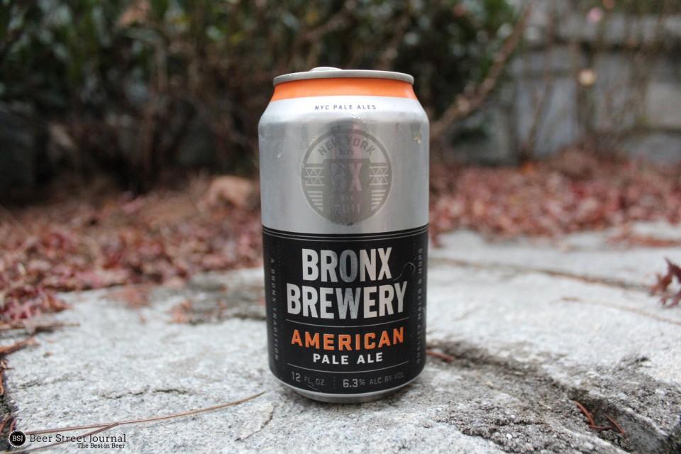 Bronx Pale Ale