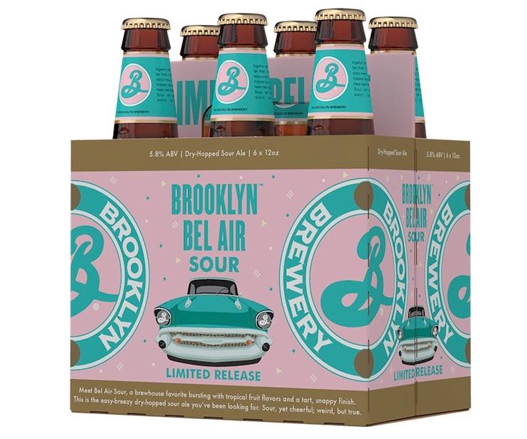 Brooklyn Bel Air Sour bottles