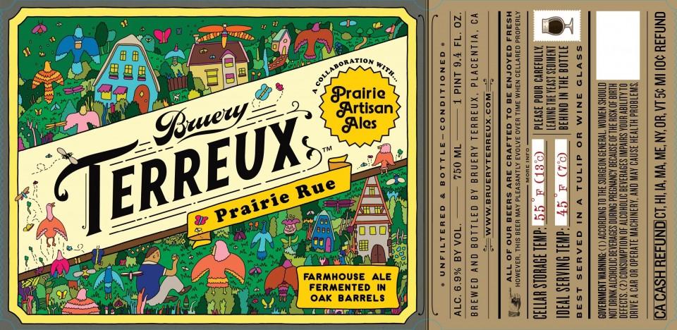 Bruery Terreux Prairie Rue