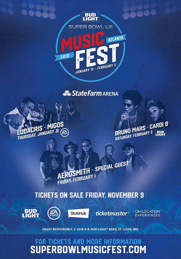 Bud Light Music Festival