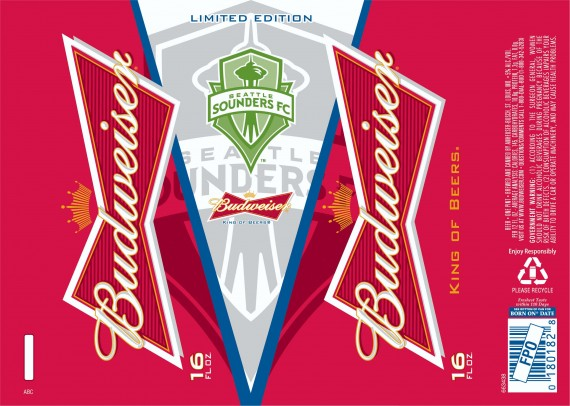 Budweiser Seattle Sounders FC
