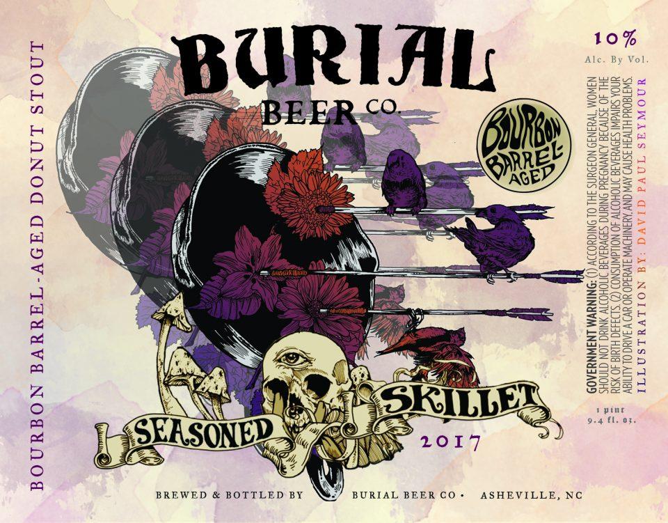 Burial Seasoned Skillet 2017