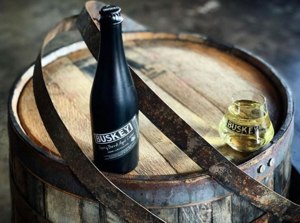 Buskey Sherry Barrel-Aged Cider