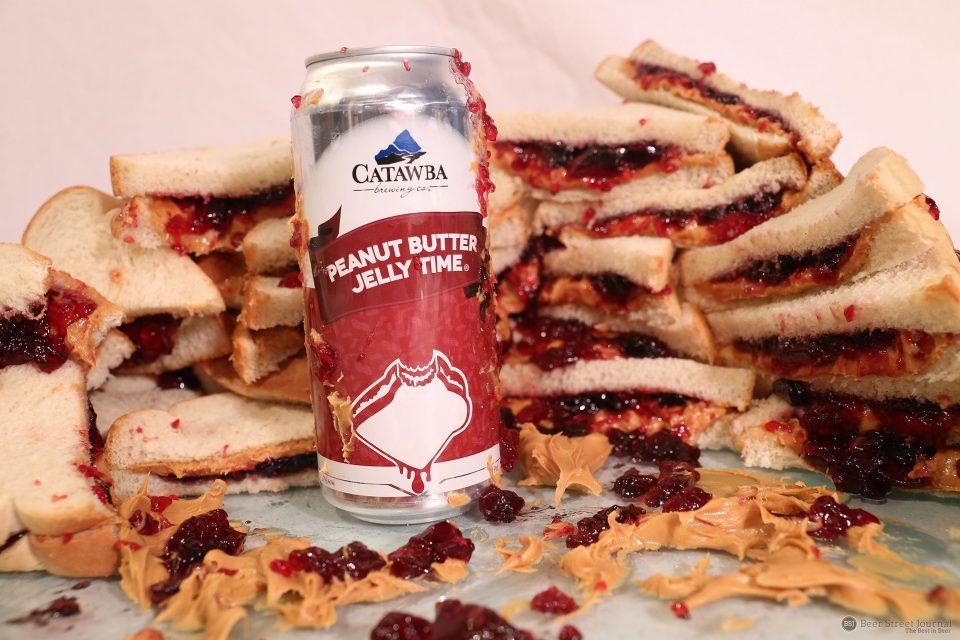 Catawba Peanut Butter Jelly Time WM