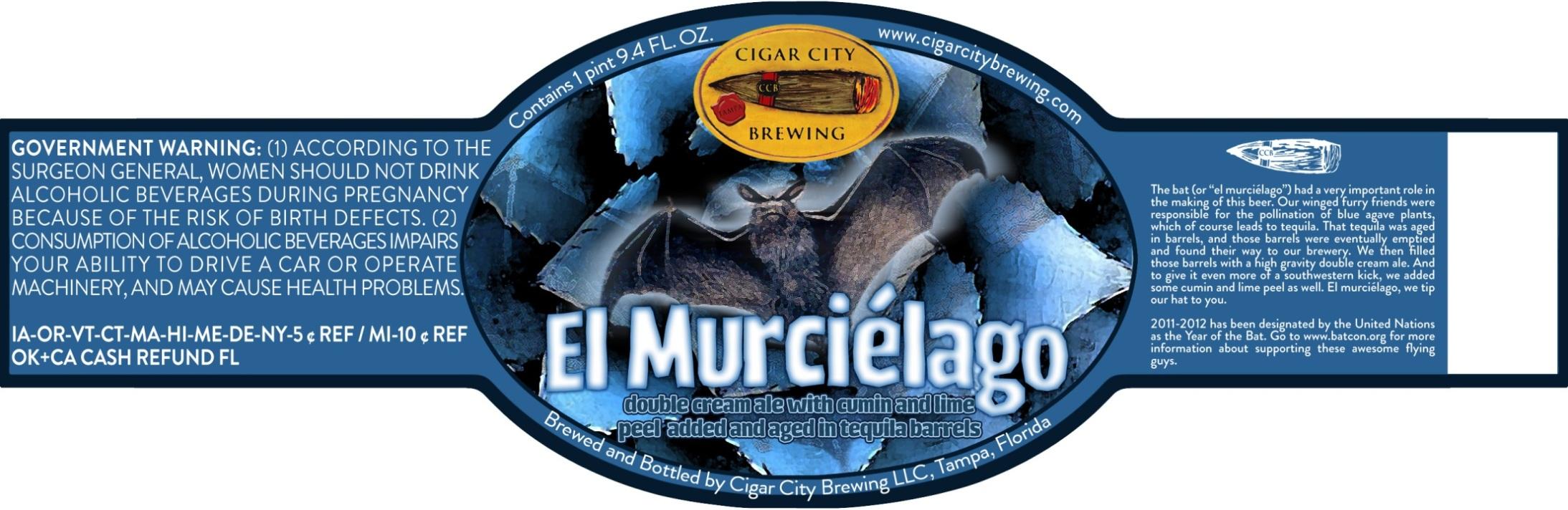 Cigar CIty El Murcielago