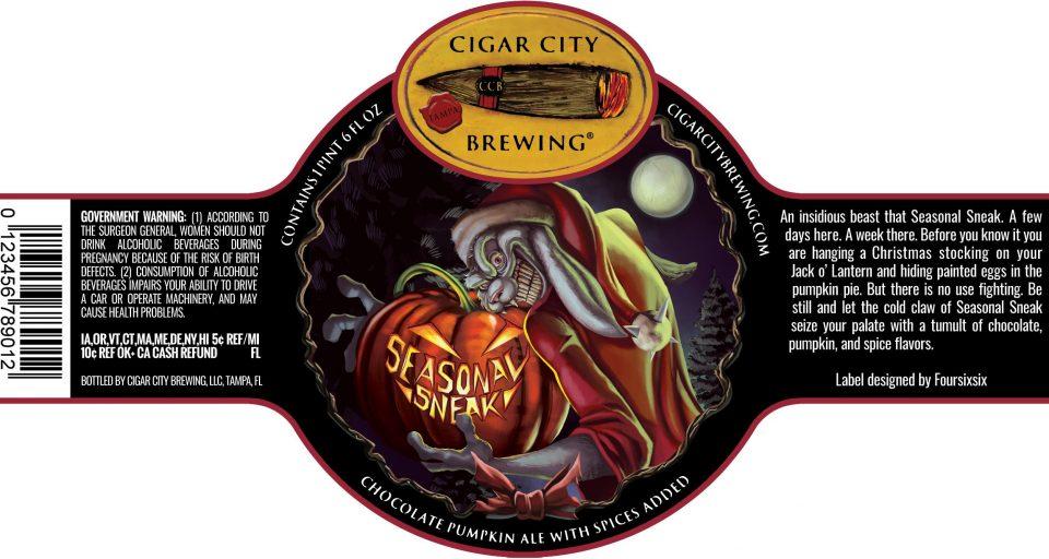 Cigar City Seasonal Sneak