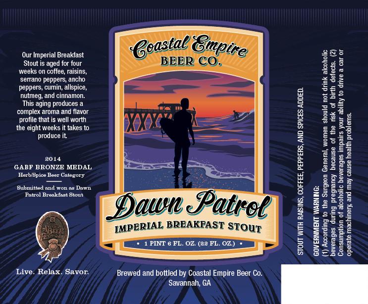 Coastal Empire Dawn Patrol