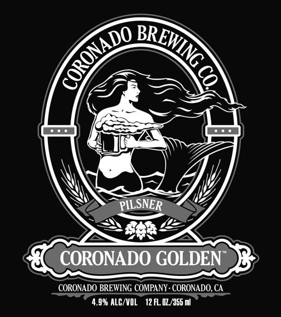 Coronado Golden Pilsner