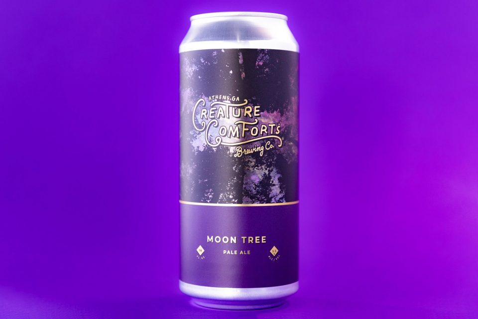 Creature Comforts Moon Tree Pale Ale