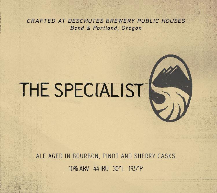Deschutes The Specialist