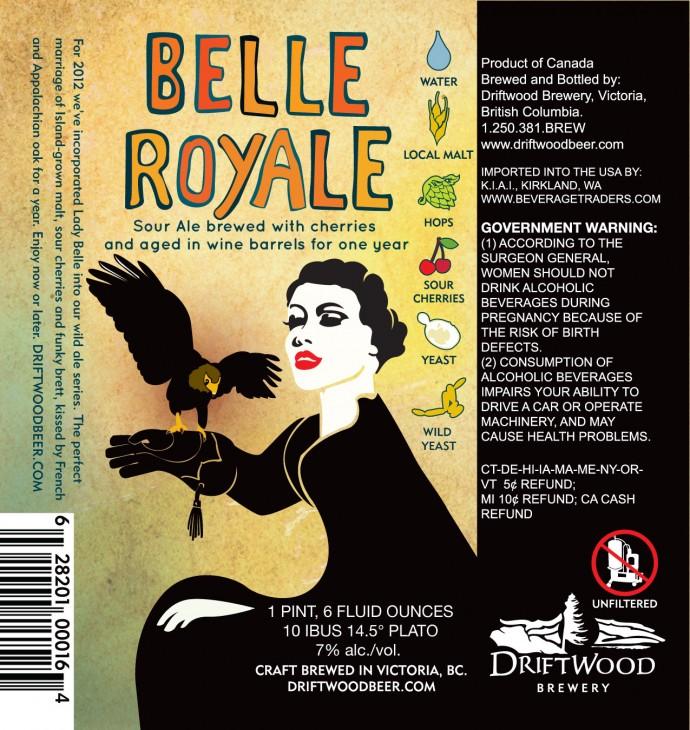 Driftwood Belle Royale
