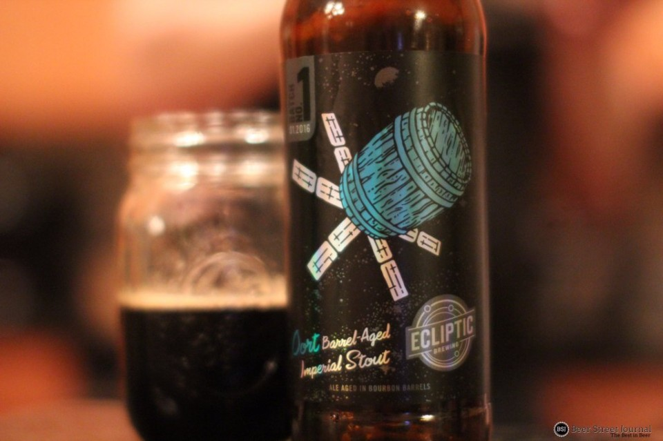 Ecliptic Barrel Aged Oort Imperial Stout