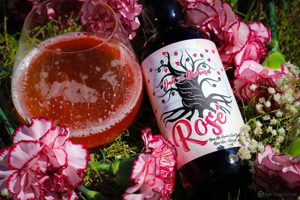 Epic Rose Sour Ale