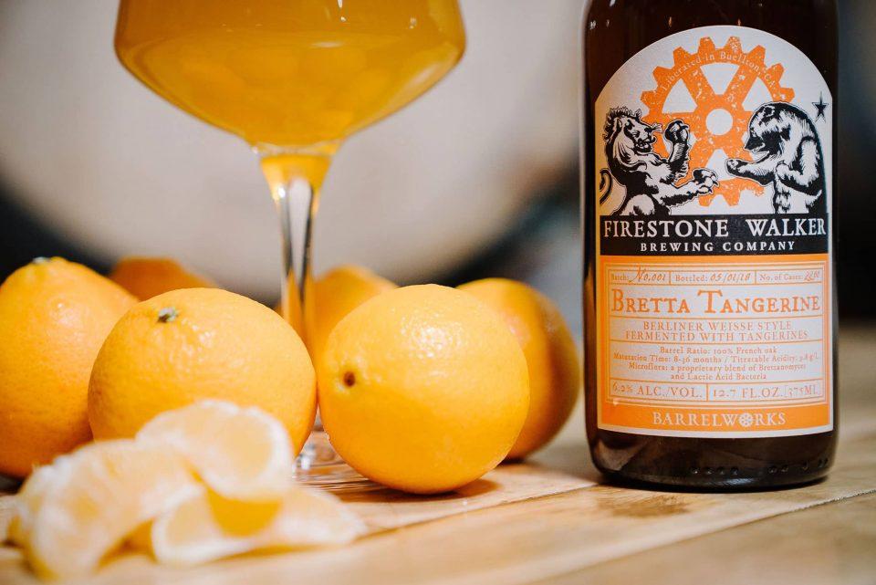 Firestone Walker Bretta Tangerine