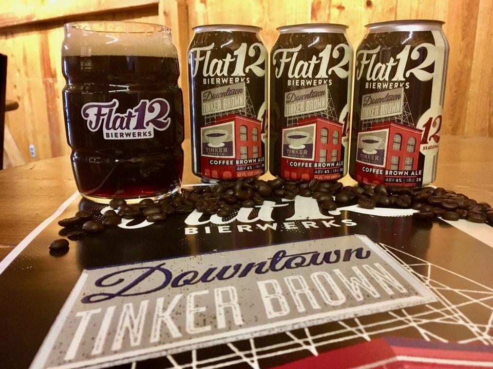 Flat 12 Downtown Tinker Brown