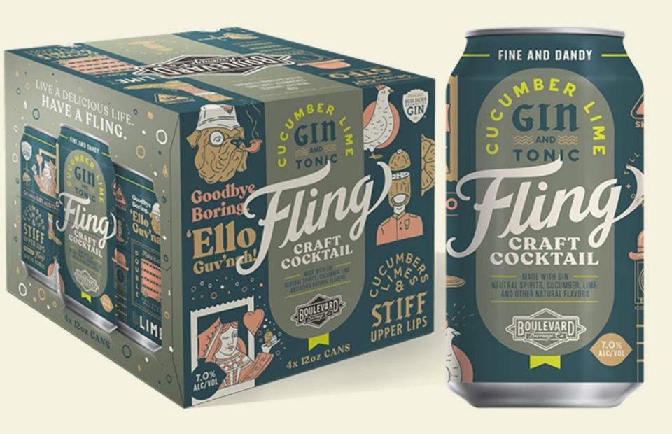 Fling Gin & Tonic