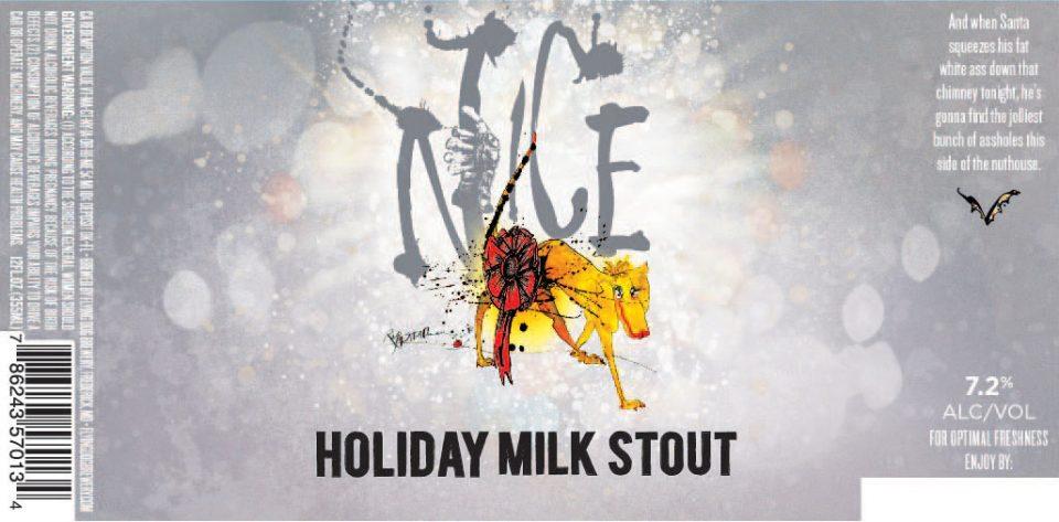 Flying Dog Nice Holiday Milk Stout