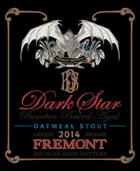 Fremont Bourbon Barrel Aged Dark Star