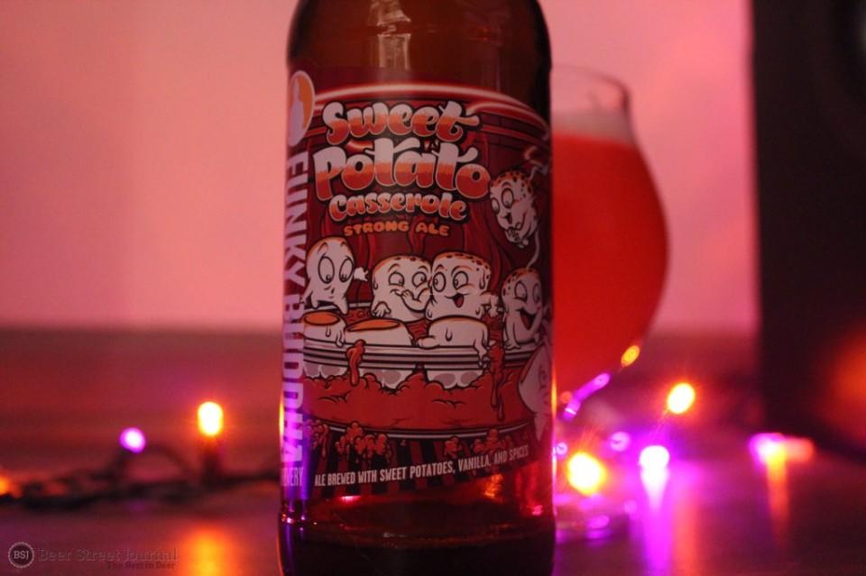 Funky Buddha Sweet Potato Casserole Strong Ale