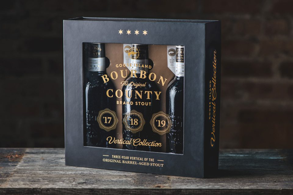 Goose Island Bourbon County Vertical Collection