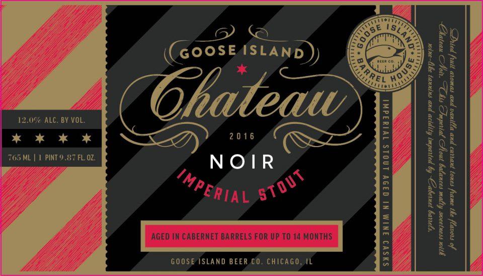 Goose Island Chateau Noir Imperial Stout