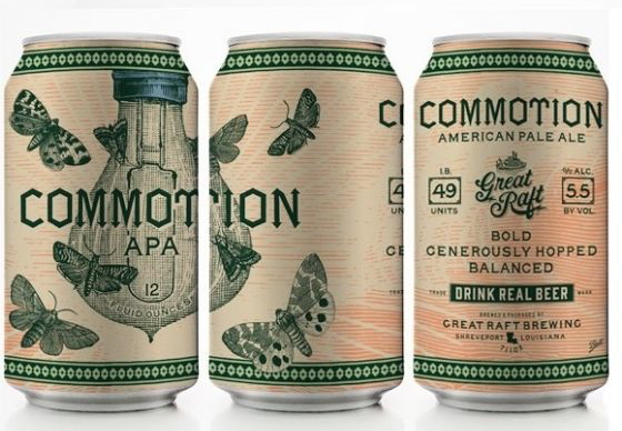 Great Raft Commotion Pale Ale