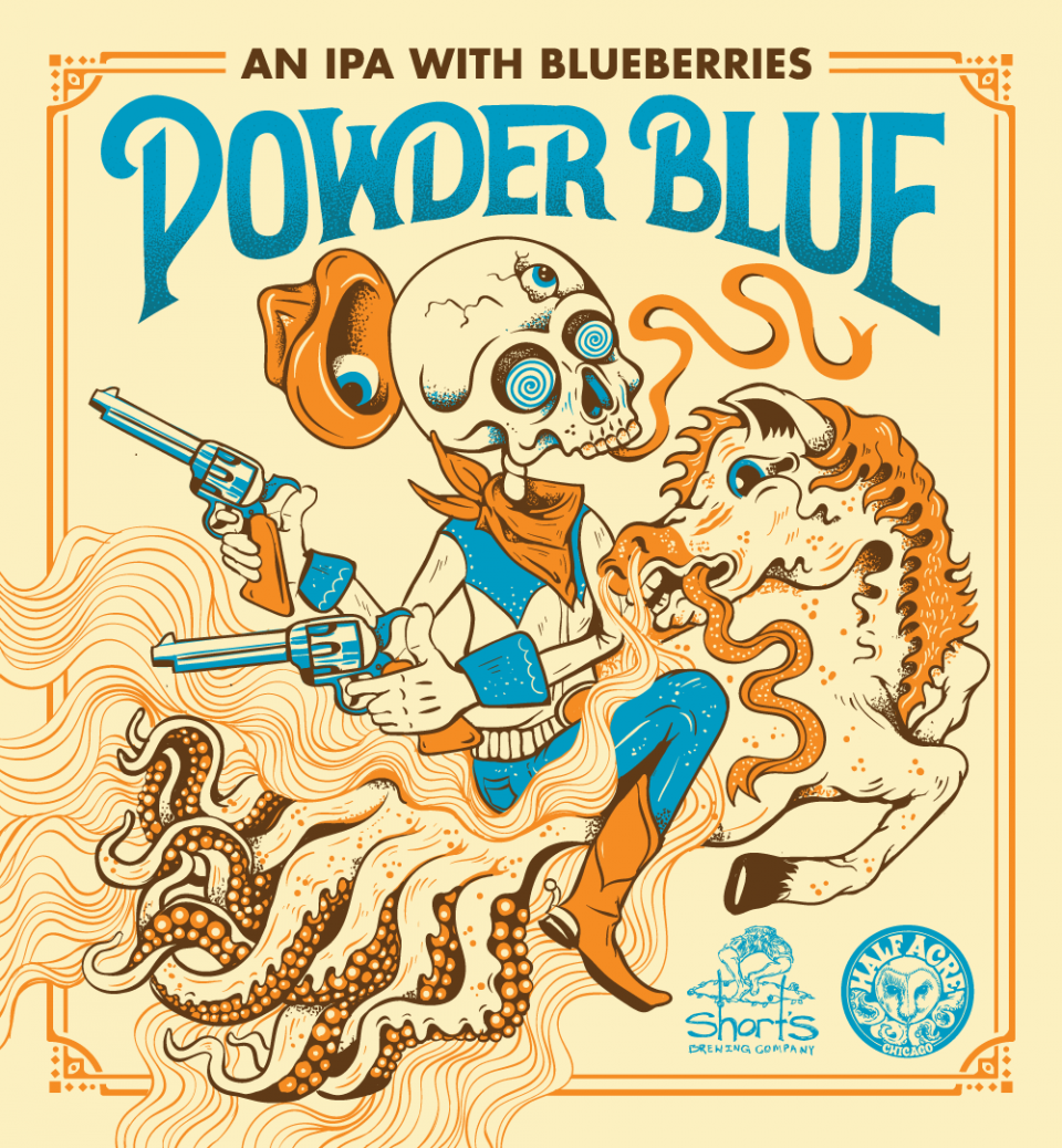 Half Acre Powder Blue