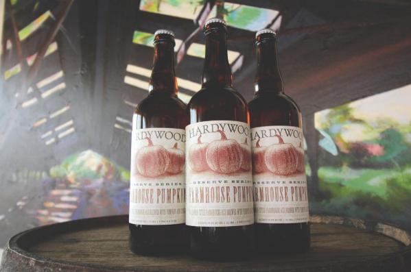 Hardywood Farmhouse Pumpkin Ale