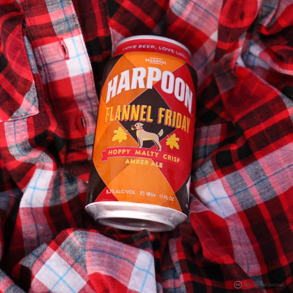 Harpoon Flannel Friday can
