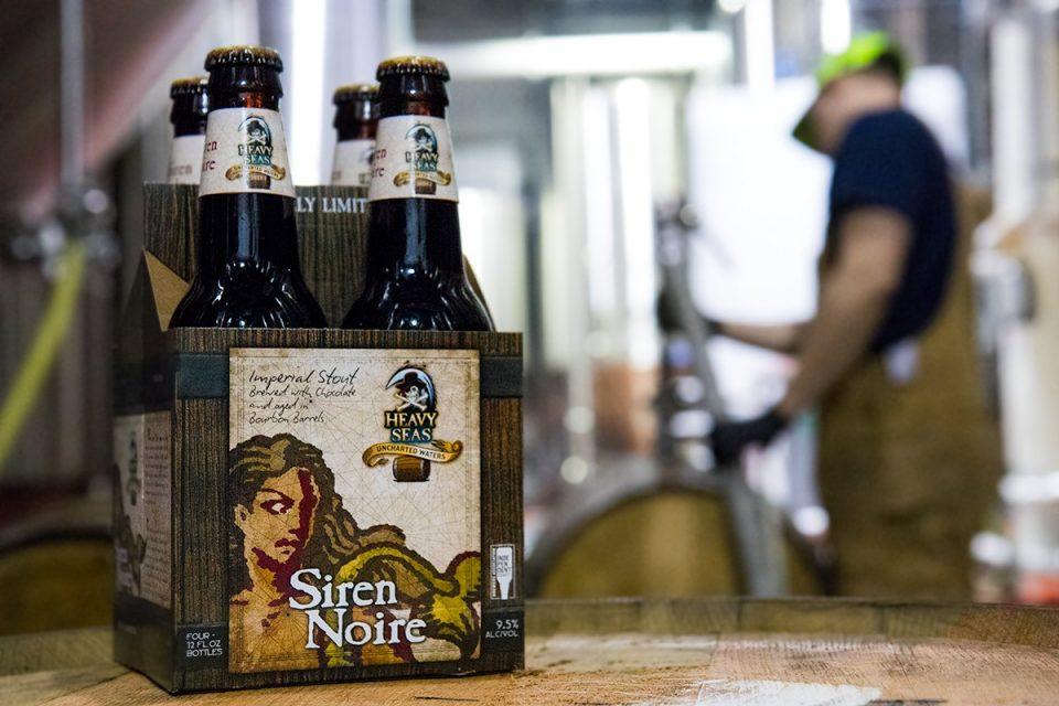 Heavy Seas Siren Noire 4 Packs