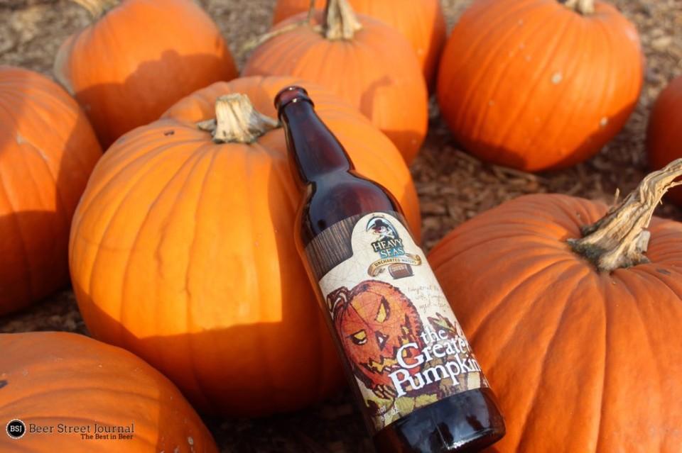 Heavy Seas the Great'er Pumpkin bottle