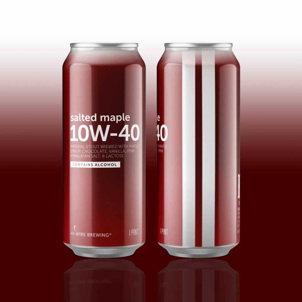 Hi-Wire Salted Maple 10W-40