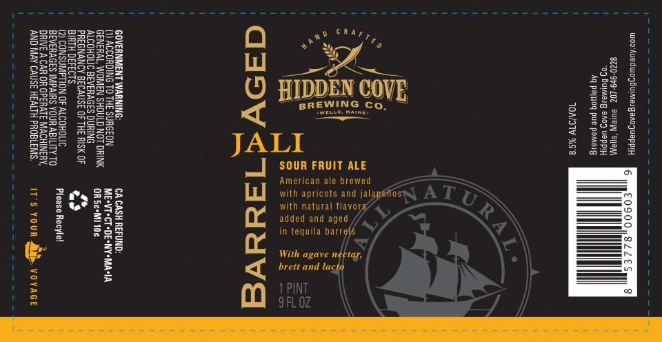 Hidden Cove Jali