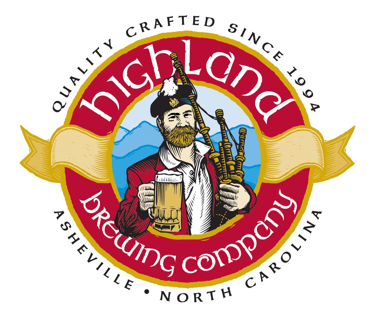 Highland Brewing Logo