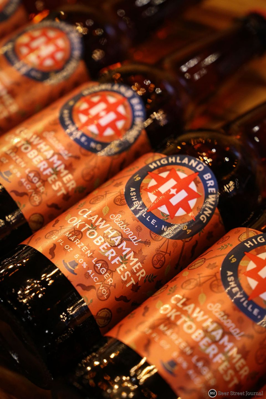 Highland Clawhammer Bottle