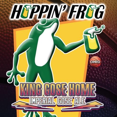 Hoppin' Frog King Gose Home