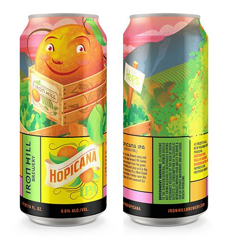 Iron Hill Hopicana