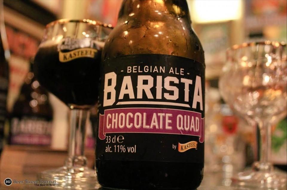 Kasteel Barista Chocolate Quad