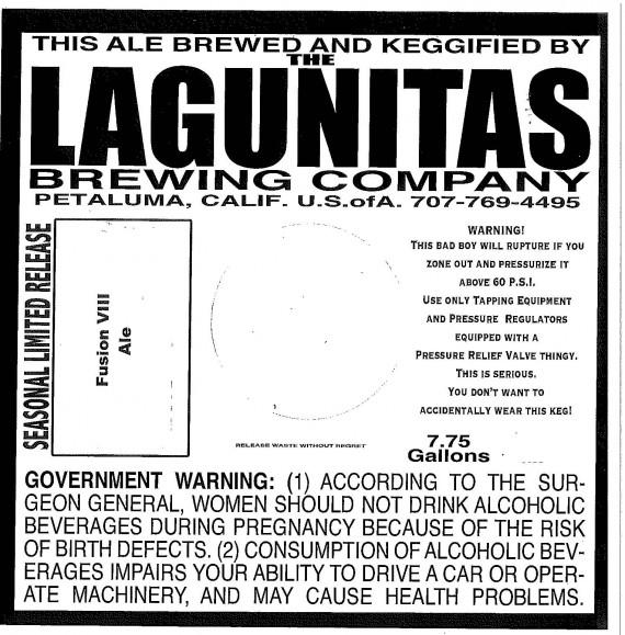 Lagunitas Night Time