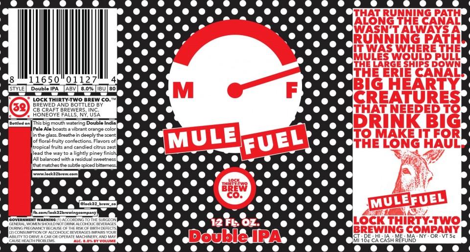 Lock Thirty Two Mule Fuel