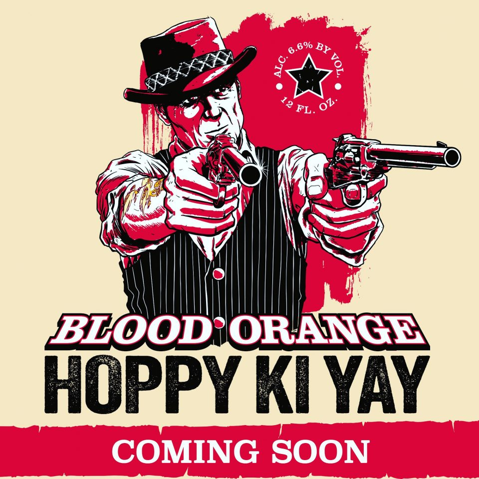 Lonerider Blood Orange Hoppy Ki Yay
