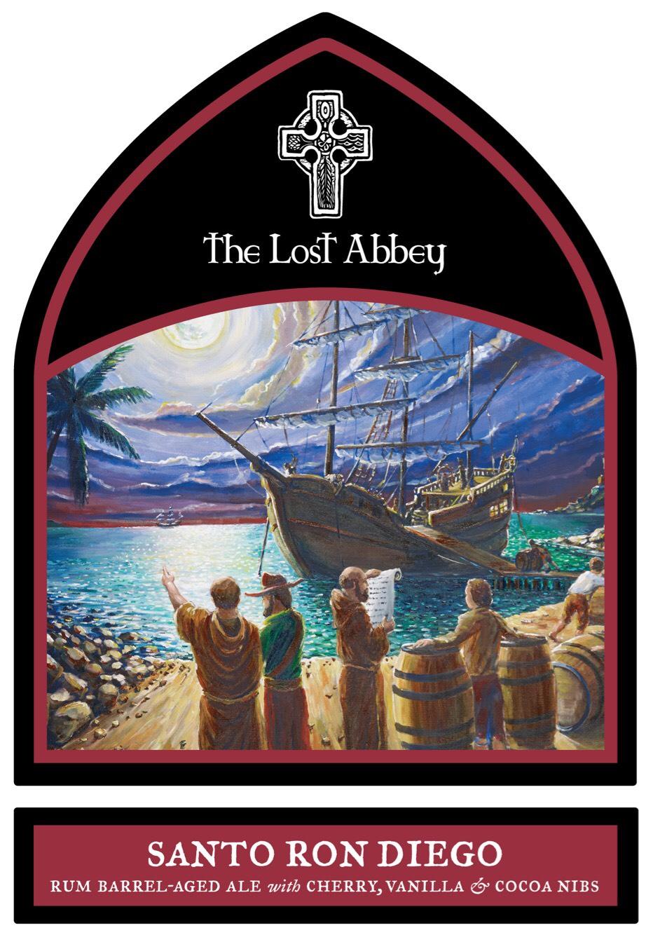Lost Abbey Santo Ron Diego 2016