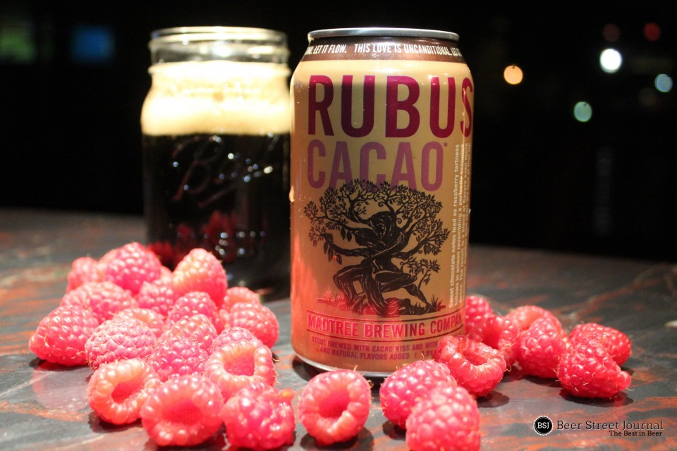 Madtree Rubus Cacao can