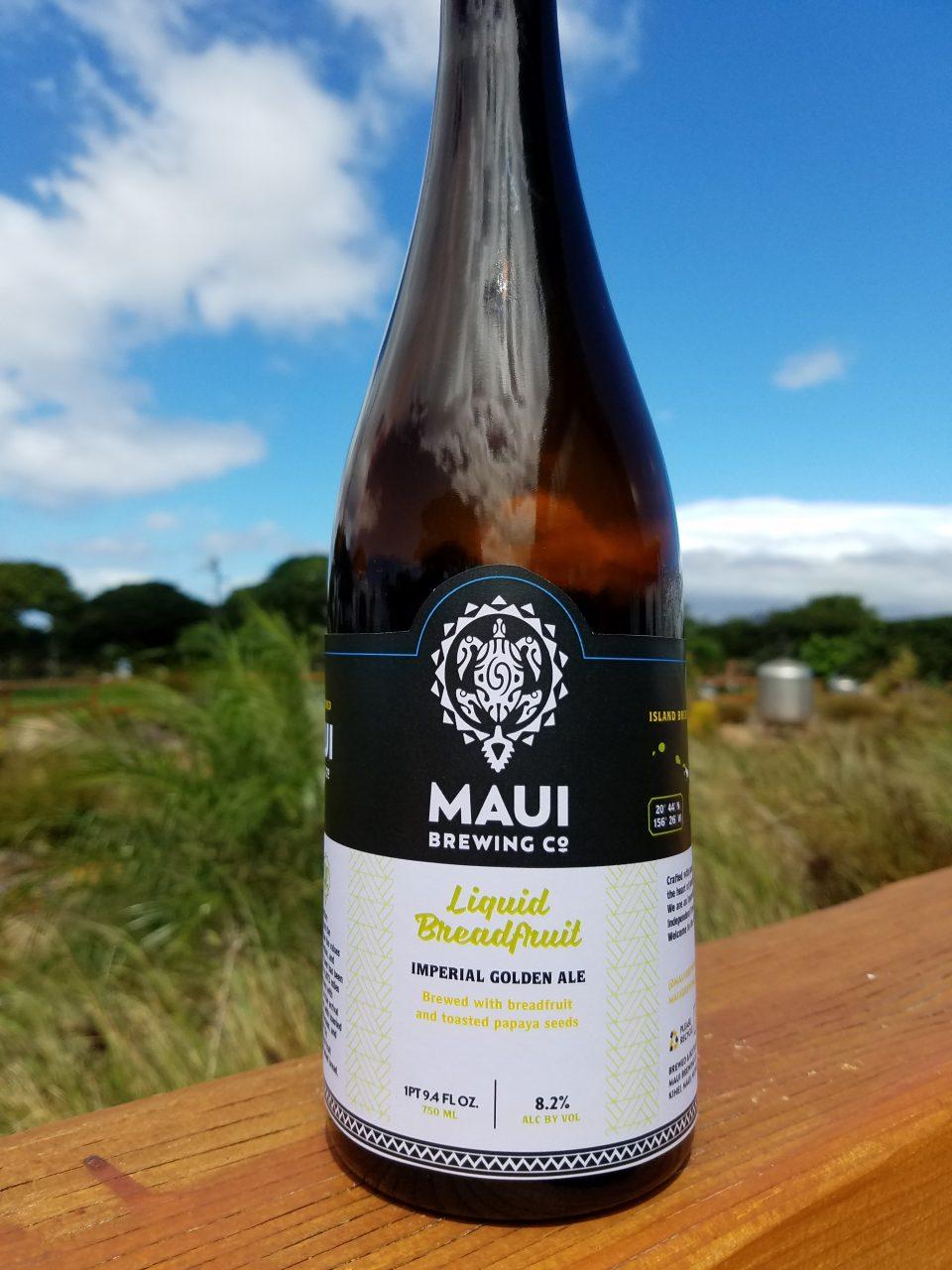 Maui Liquid Breadfruit