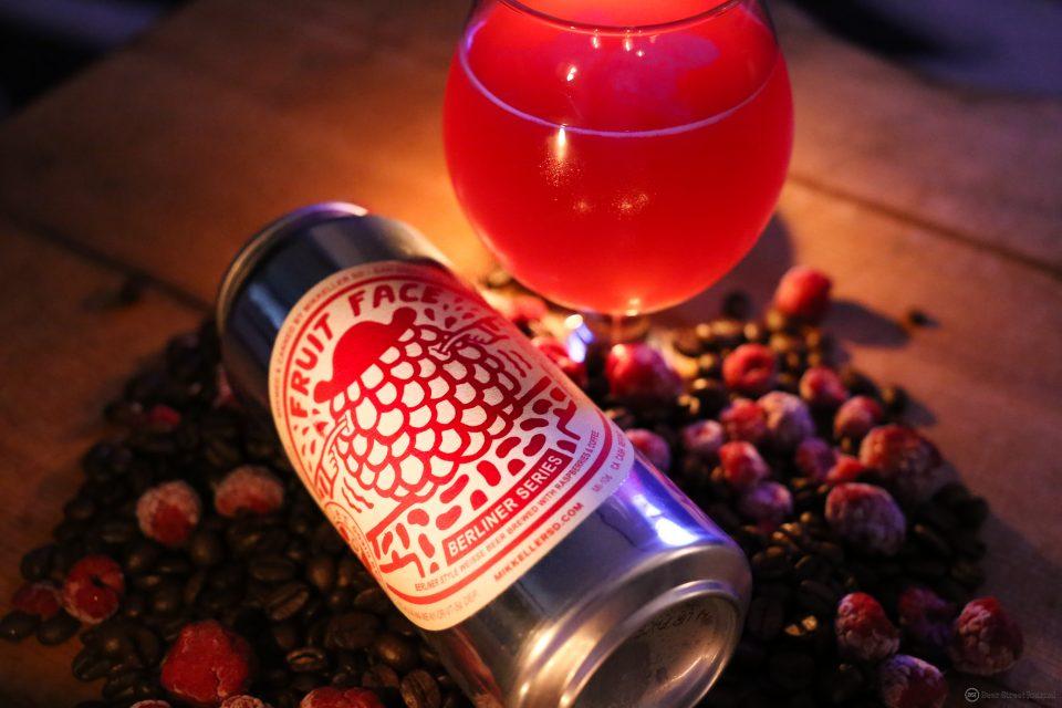 Mikkeller Fruit Face Raspberry Coffee